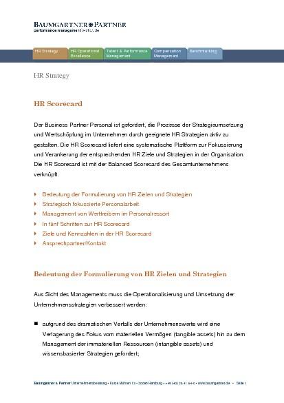 Baumgartner & Partner Management Consultants GmbH
